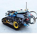 Конструктор Аналог Lego 42095, Decool Technic 3502 Скоростной вездеход с ДУ, фото 3