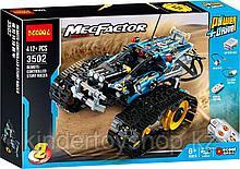 Конструктор Аналог Lego 42095, Decool Technic 3502 Скоростной вездеход с ДУ