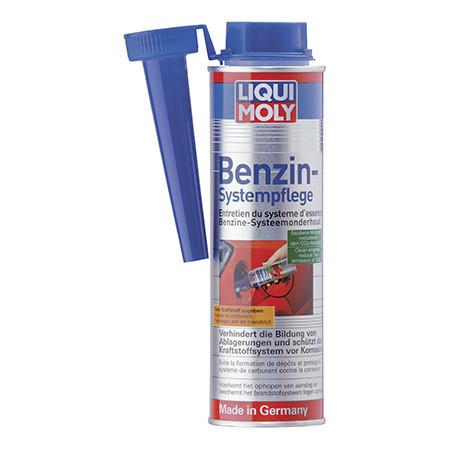 Присадка для очистки и защиты бензиновой топливной системы LIQUI MOLY Benzin-System-Pflege 300ml.