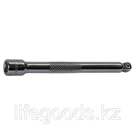Удлинитель, 125 мм, 1/2, CrV, полированный хром, для работ в труднодоступных местах Matrix Master 13979, фото 2
