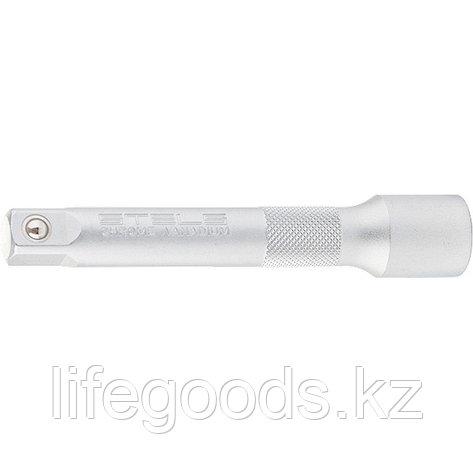 Удлинитель, 150 мм, 3/8, CrV Stels 13905, фото 2