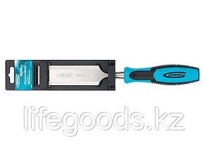 Долото-стамеска Piranha, 38 мм, двухкомпонентная эргономичная рукоятка Gross 25017, фото 2