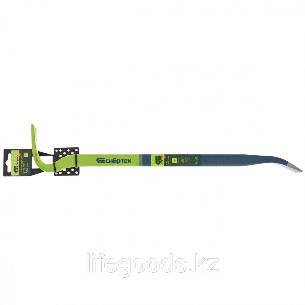 Лом-гвоздодер 450 х 22 х 12 мм Сибртех 25241