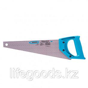 """Ножовка для работы с ламинатом """"Piranha"""", 360 мм, 15-16 TPI, зуб 2D, каленый зуб, пласт.рук-ка Gross 24121, фото 2"""