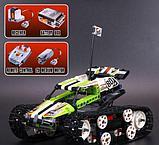 Конструктор Аналог Lego 42065, Decool Technic 3501 Скоростной вездеход с ДУ, фото 3