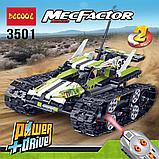 Конструктор Аналог Lego 42065, Decool Technic 3501 Скоростной вездеход с ДУ, фото 2