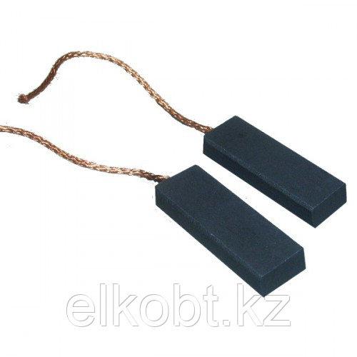 Щетки угольные для эл. двиг. (к-т) 13,5 Х 5 Х 35 мм сэндвич