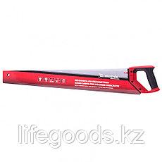 Ножовка по пенобетону, 700 мм, защитное покрытие, твердосплавные напайки на зубья, двухкомпонентная рукоятка Matrix, фото 3