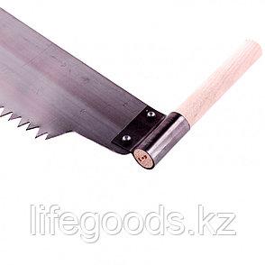 Пила двуручная, 1250 мм, деревянные рукоятки (Ижевск) Россия, фото 2