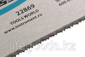 """Пильное полотно для прецизионного стусла """"Piranha"""", 600 мм, каленый зуб 2D, 18 TPI Gross 22869, фото 2"""