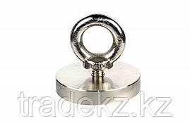 Поисковый магнит неодимовый односторонний Forceberg F120, фото 2
