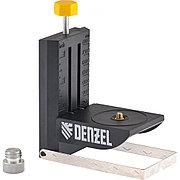 """Держатель лазерного уровня, резьба 1/4, 5/8"""", с регулировкой Denzel 35088"""