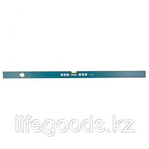 Уровень алюминиевый, 1200 мм, 2 глазка, HanD Werker Gross, фото 2