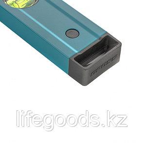 Уровень алюминиевый, 400 мм, магнит, 2 глазка, Magnetisch Gross, фото 2