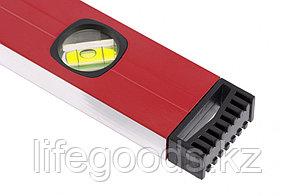Уровень алюминиевый, 800 мм, фрезерованный, 3 глазка Matrix 33608, фото 2
