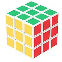 168-57W Кубика рубика 3х3 в пакете  6*6см, фото 1