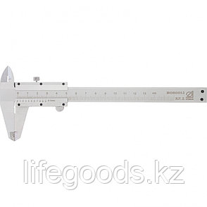 Штангенциркуль, 125 мм, цена деления 0,1 мм, класс 2, Эталон Россия, фото 2