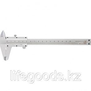 Штангенциркуль, 150 мм, цена деления 0,1 мм, класс 2, Эталон Россия 31662, фото 2