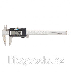 Штангенциркуль, 150 мм, электронный Matrix 31611, фото 2