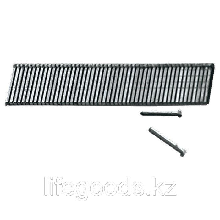 Гвозди, 14 мм, для мебельного степлера, без шляпки, тип 500,1000 шт Matrix Master 41504