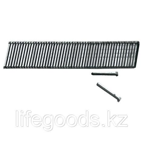 Гвозди, 14 мм, для мебельного степлера, без шляпки, тип 500,1000 шт Matrix Master 41504, фото 2