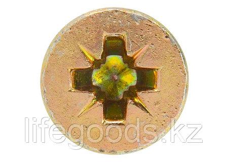 Дюбель-гвоздь полипропиленовый с потайным бортиком 8 х 80 мм, 100 шт Сибртех 42134, фото 2