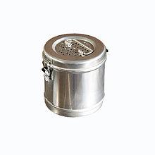 Коробка стерилизационная круглая с фильтром КСКФ-3