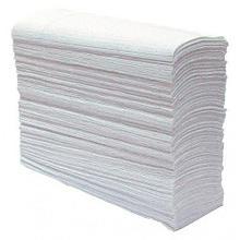 Бумажные полотенца в пачках 2х слойные (200 листов  в пачке)