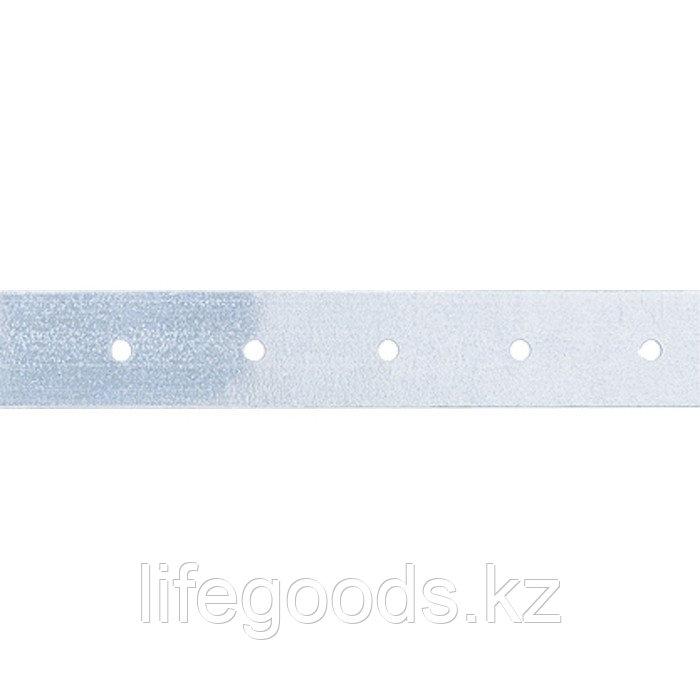 Лента тарная, 0,55 мм, LT 2 см х 25 м, цинк Россия Сибртех 46554