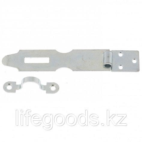 Накладка дверная НД1 (L-125 мм), цинк, 5 шт, (Металлист) Россия 91539, фото 2