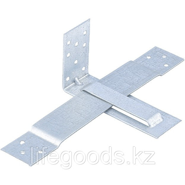 Опора скользящая для стропил закрытая, 2 мм, KUCIS-Z, 160 х 40 мм, цинк Россия Сибртех 46545