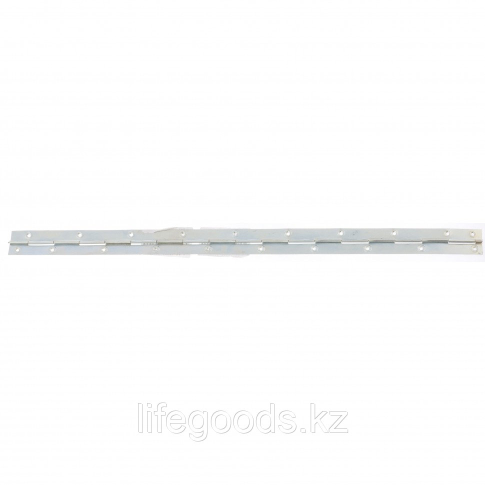 Петля рояльная L-500 мм, цинк, (Металлист) Россия 91567