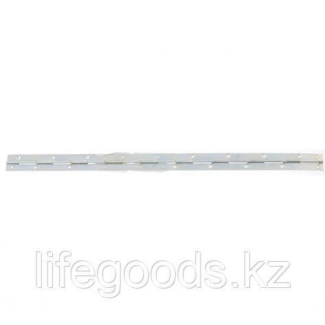 Петля рояльная L-500 мм, цинк, (Металлист) Россия 91567, фото 2
