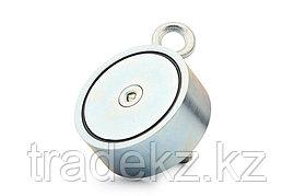 Поисковый магнит неодимовый двухсторонний Forceberg F300х2, фото 3
