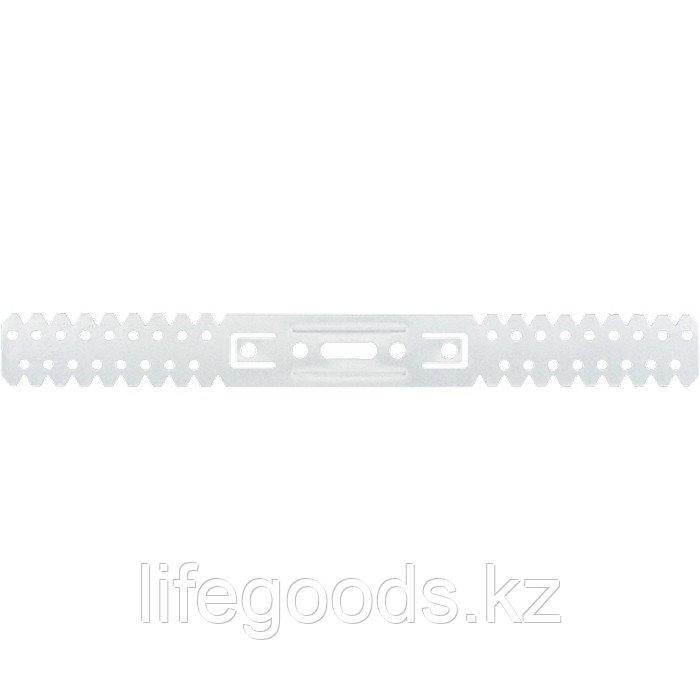 Подвес прямой 0,8 мм, 300 х 30 мм для Профиля РР 60 х 27 мм Россия Сибртех 46501