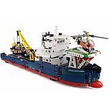 Конструктор Decool Technic Исследователь океана 3370 (Аналог LEGO Technic 42064) 1342 дет, фото 2