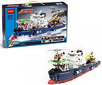 Конструктор Decool Technic Исследователь океана 3370 (Аналог LEGO Technic 42064) 1342 дет