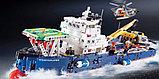 Конструктор Decool Technic Исследователь океана 3370 (Аналог LEGO Technic 42064) 1342 дет, фото 3