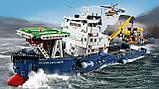 Конструктор Decool Technic Исследователь океана 3370 (Аналог LEGO Technic 42064) 1342 дет, фото 6