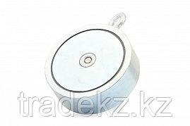 Поисковый магнит неодимовый двухсторонний Forceberg F400х2, фото 2