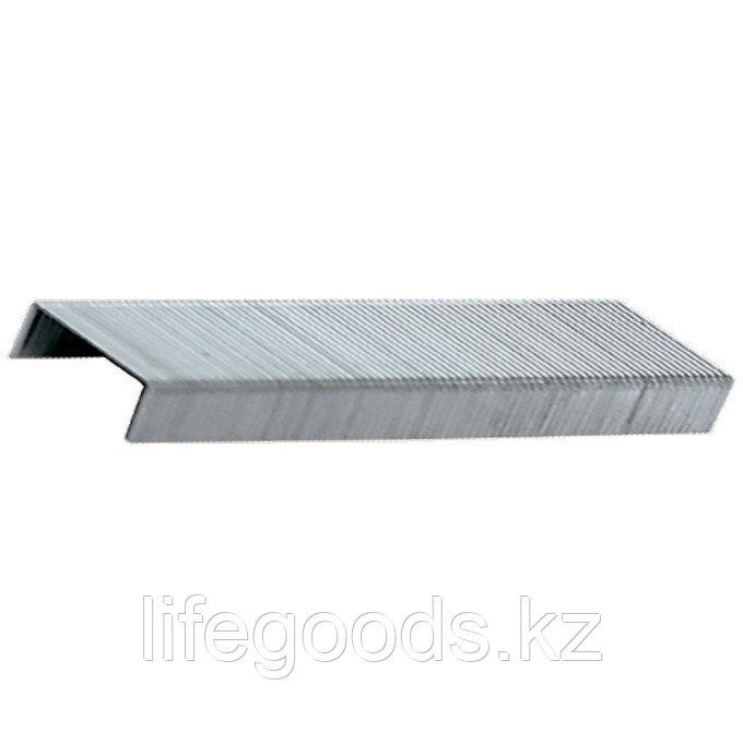 Скобы, 14 мм, для мебельного степлера, тип 53, 1000 шт Matrix 41124