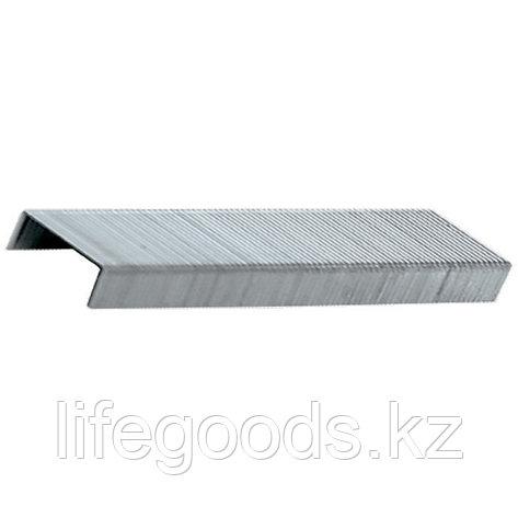 Скобы, 14 мм, для мебельного степлера, тип 53, 1000 шт Matrix 41124, фото 2