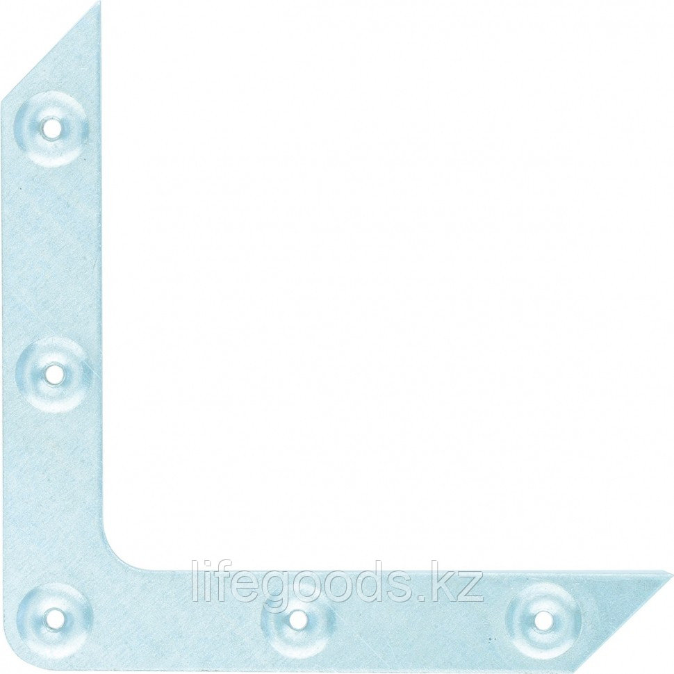Уголок оконный, 1,2 мм, 50 х 50 мм, цинк Россия Сибртех 46514