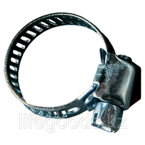 Хомуты металлические, 14-27 мм, 5 шт Sparta 540105