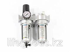 Блок подготовки воздуха регулятор-фильтр-лубрикатор G804, 1/2 Gross 57451