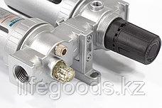 Блок подготовки воздуха регулятор-фильтр-лубрикатор G804, 1/2 Gross, фото 2