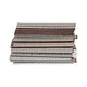 Гвозди для пневматического нейлера, Длинa 10 мм, Ширинa 1,25 мм, Толщинa 1 мм, 5000 шт Matrix 57602