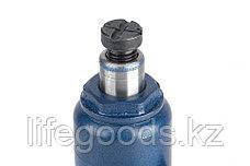 Домкрат гидравлический бутылочный, 2 т, H подъема 181-345 мм, в пластиковый кейс,е Stels, фото 3