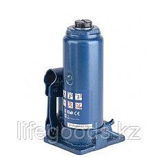 Домкрат гидравлический бутылочный, 6 т, H подъема 216-413 мм, в пластиковый кейс,е Stels, фото 2