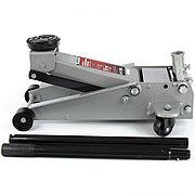 Домкрат гидравлический подкатной профессиональный, быстрый подъем, 3 т, 130-465 мм Quick Matrix 51047
